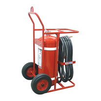 Wheeled Dry Chemical