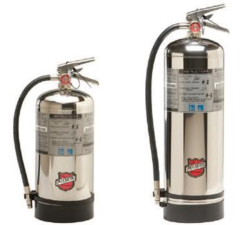 K Class Extinguishers