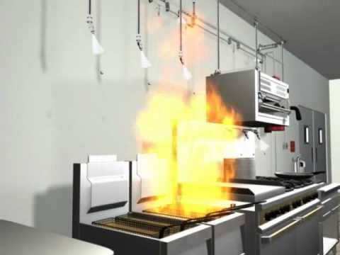 Does your Orlando Restaurant need a Kitchen Knight II Fire Suppression system?